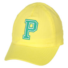 Buy Polarn O. Pyret Children's Baseball Cap, Yellow, 9-12 years Online at johnlewis.com