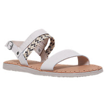 Buy UGG Elin Woven Strap Sandals Online at johnlewis.com