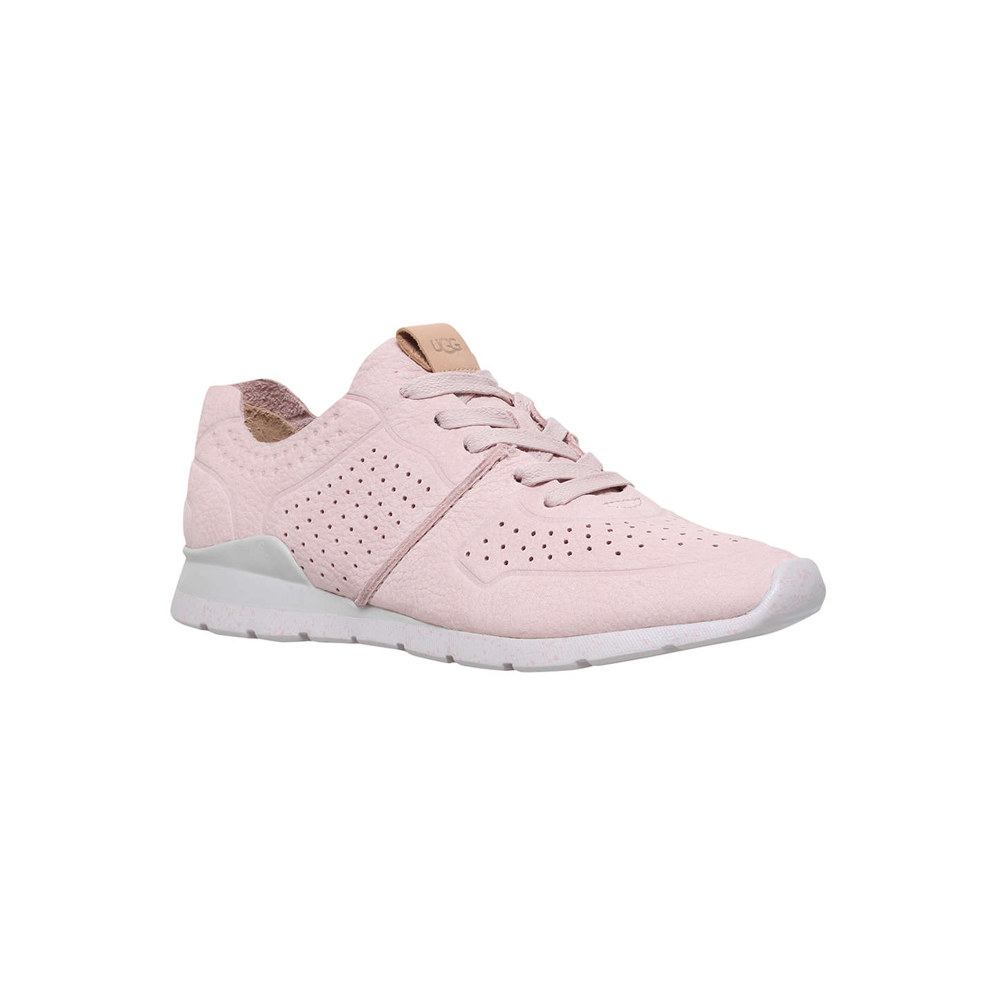 UGG Tye Lace Up Trainers, Nubuck
