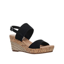 Buy UGG Elena Wedge Heel Sandals Online at johnlewis.com