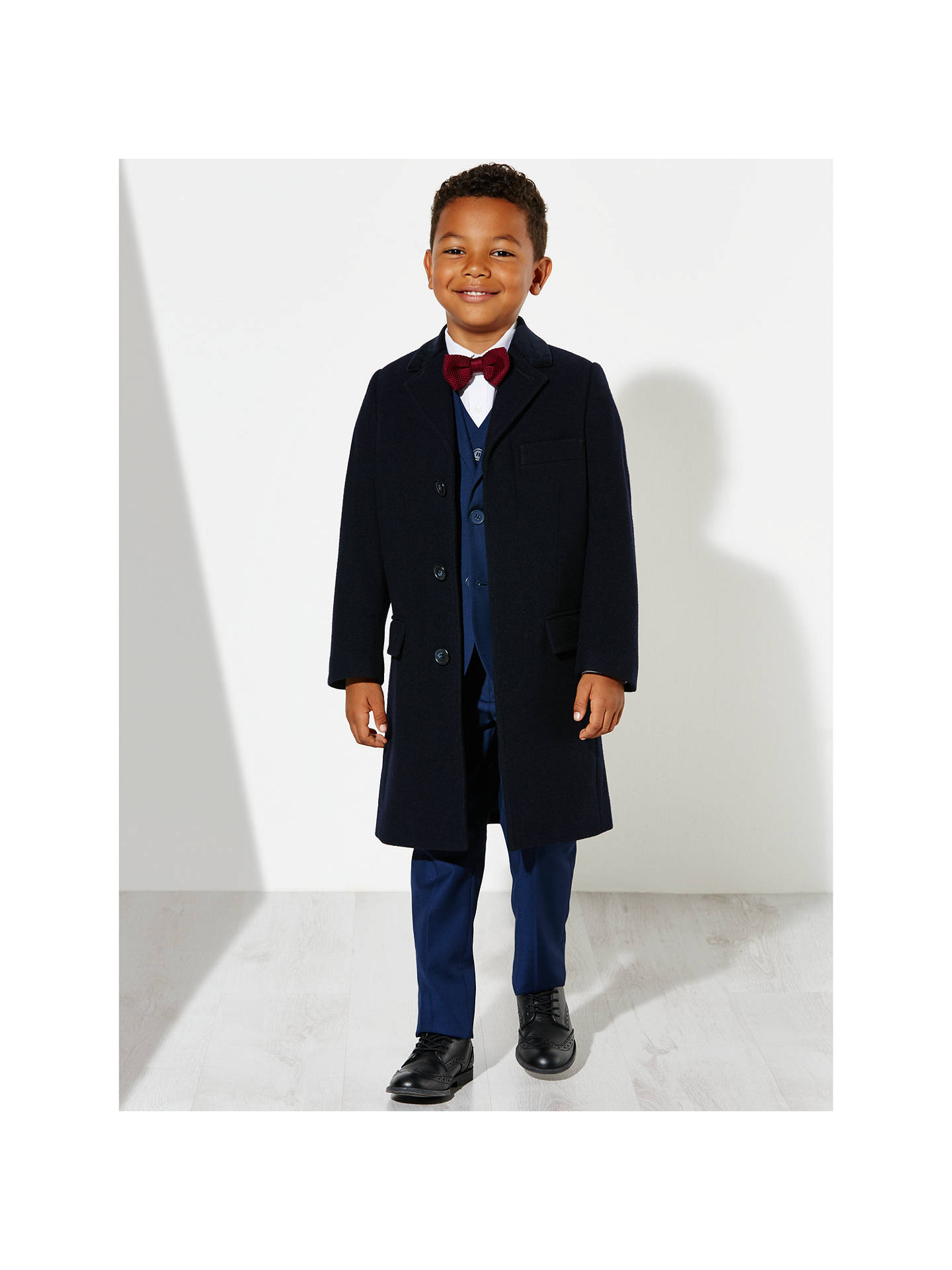 Girls John Lewis Grey Bell Sleeve Smart Coat Dress Jacket Kids Age 2 to 13 Years