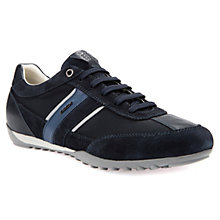 Buy Geox Wells Trainers Online at johnlewis.com