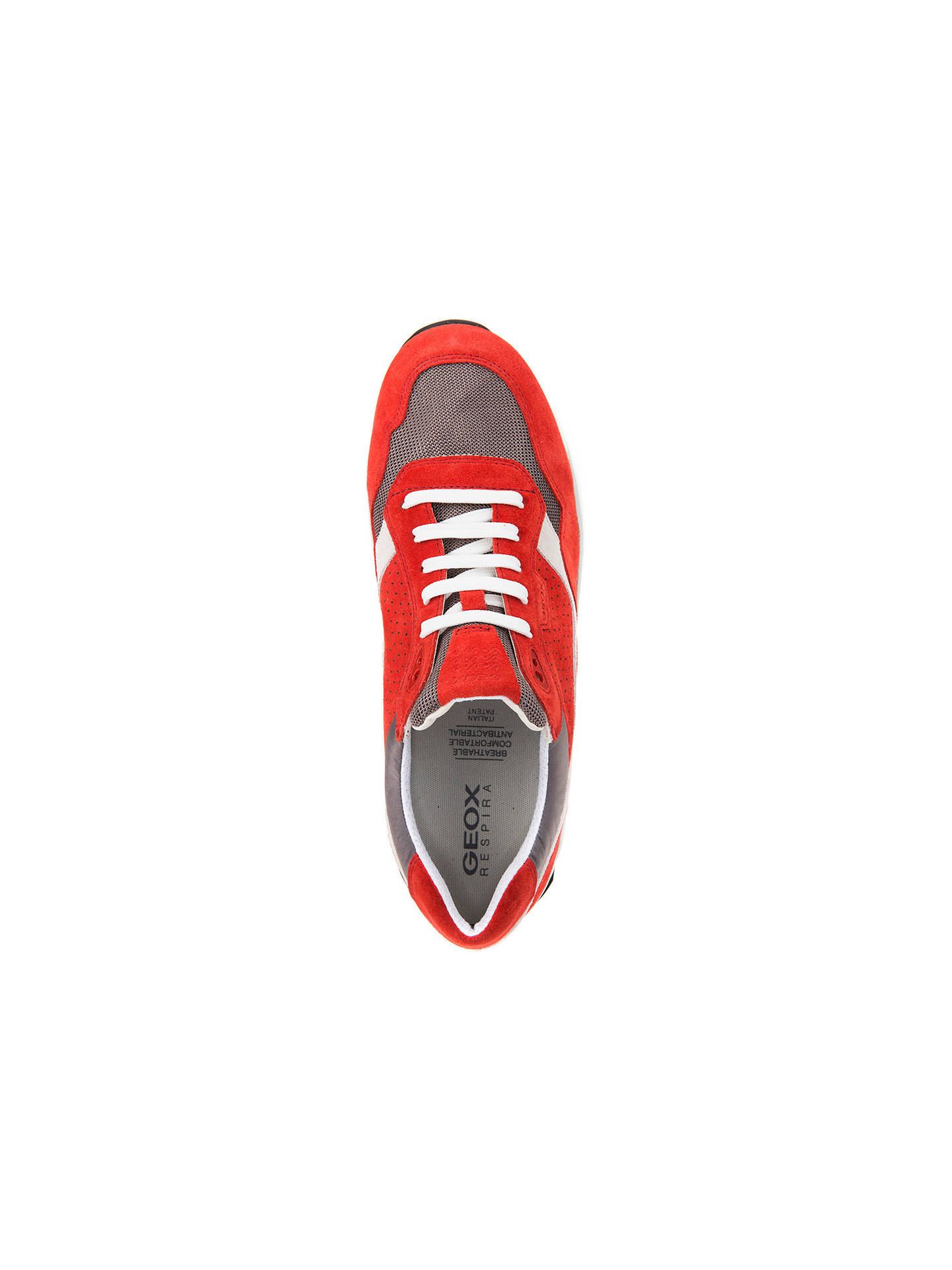 Details about GEOX RESPIRA BREATHABLE COMFORTABLE ANTIBACTERIAL ITALIAN PATENT UK SIZE 7