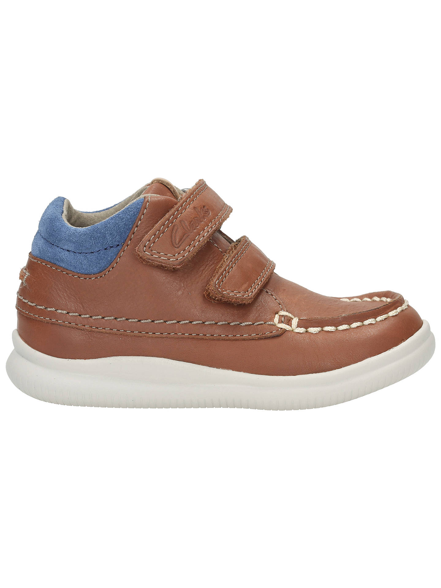 f5cdbac2192e6b Clarks Children s Cloud Tuku First Shoes at John Lewis   Partners