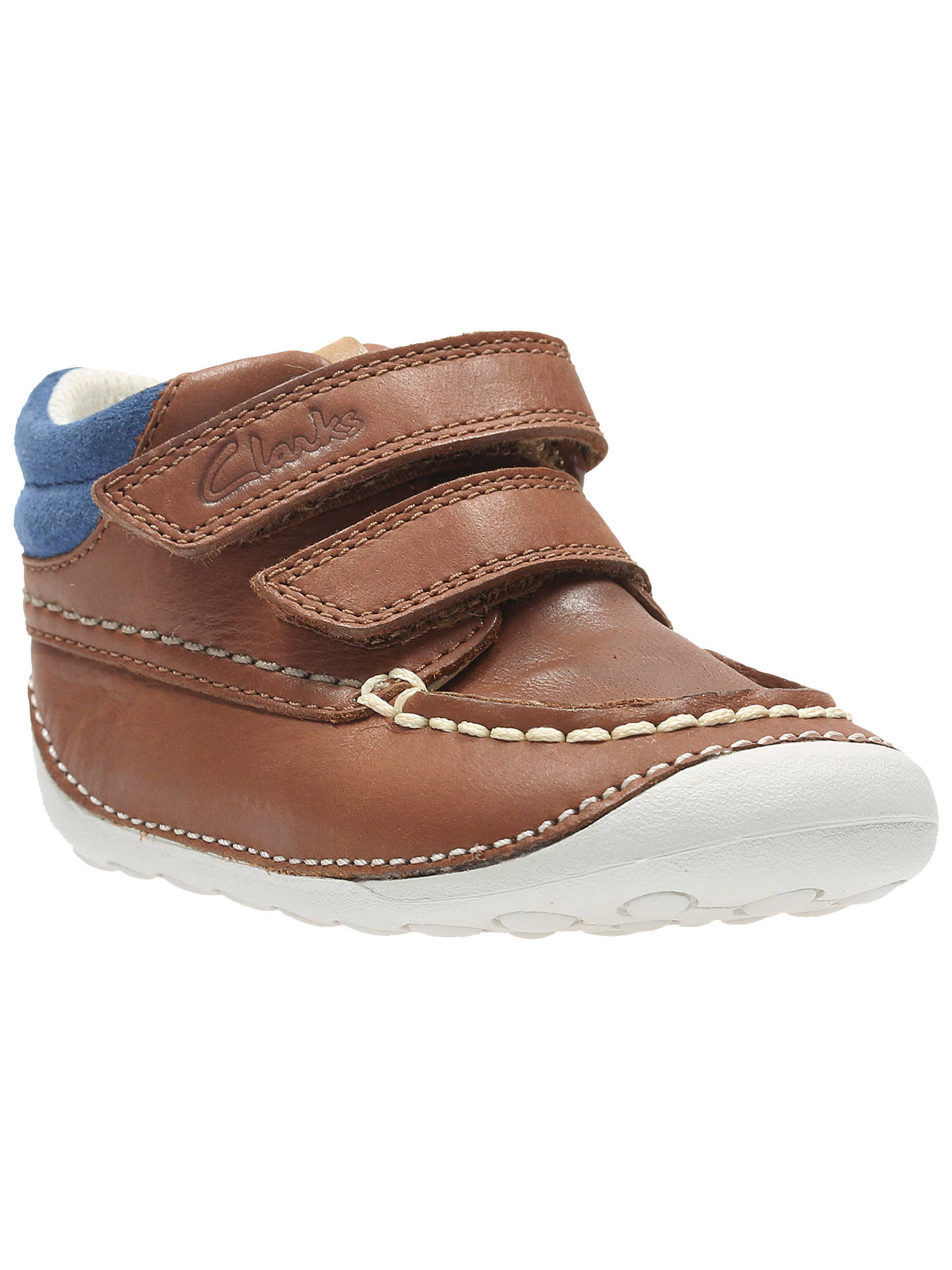 afac07cf434b Buy Clarks Children s Tiny Tuktu Leather Shoes