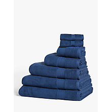 Buy John Lewis Supima Cotton Towels Online at johnlewis.com