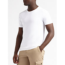 Buy Paul Smith Cotton Lounge T-Shirt, White Online at johnlewis.com