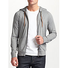 Buy Paul Smith Loungewear Hoodie, Grey Online at johnlewis.com