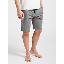 Buy Paul Smith Jersey Cotton Lounge Shorts, Grey Online at johnlewis.com