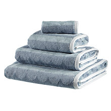 Buy House by John Lewis Hoop Towels Online at johnlewis.com