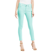 Buy Lauren Ralph Lauren Premier Cropped Skinny Jeans Online at johnlewis.com