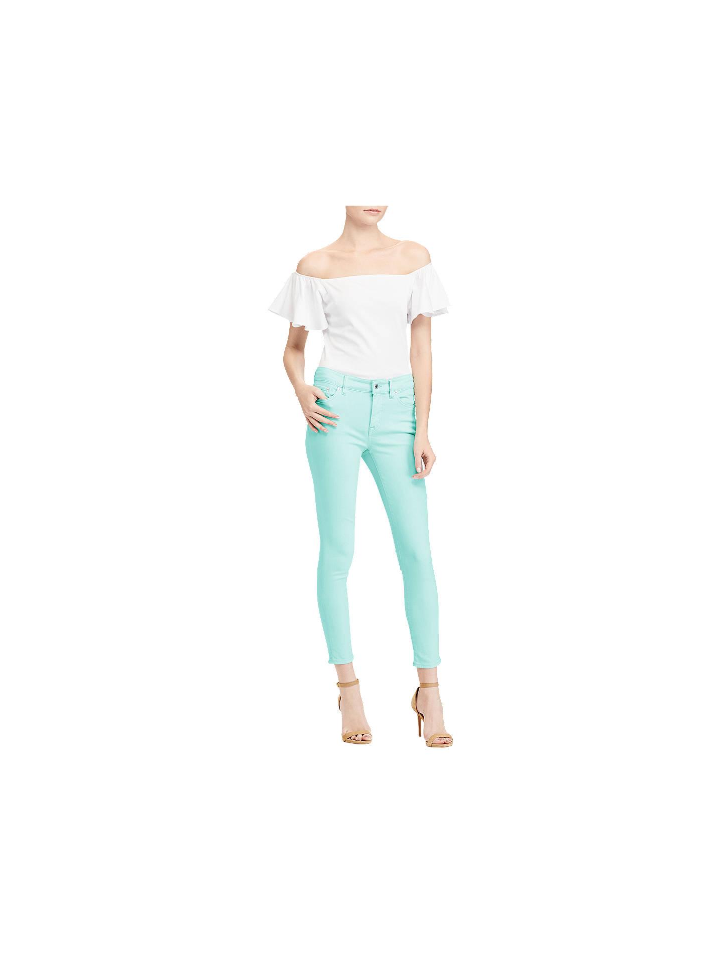 56cf5897 Lauren Ralph Lauren Premier Cropped Skinny Jeans at John ...