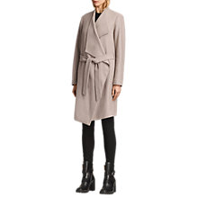 Buy AllSaints Lora Wool Blend Coat Online at johnlewis.com