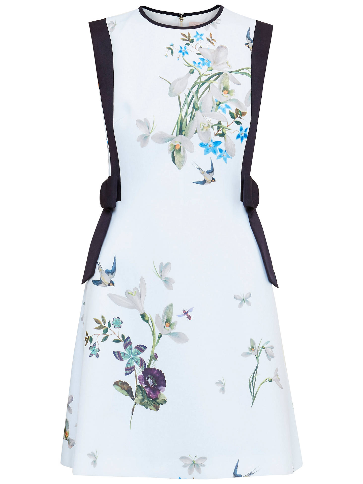 17bca6b44e463 ... Buy Ted Baker Sipnela Spring Meadow A-Line Bow Dress