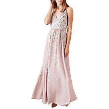 Buy Hobbs Charlotte Dress, Blossom Pink Online at johnlewis.com