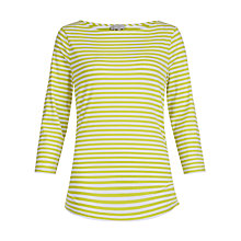Buy Hobbs Rebecca Ruched Top Online at johnlewis.com