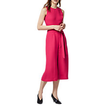 Buy Warehouse Cross Back Jumpsuit Online at johnlewis.com