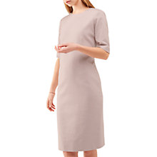 Buy Jigsaw Compact Crepe Dress Online at johnlewis.com