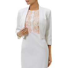 Buy Fenn Wright Manson Lichtenstein Jacket, Ivory Online at johnlewis.com