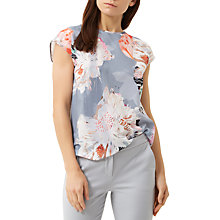 Buy Fenn Wright Manson Petite Madeira Top, Multi Online at johnlewis.com
