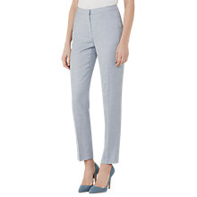 Buy Reiss Wren Slim Leg Trousers, Sky Blue Online at johnlewis.com
