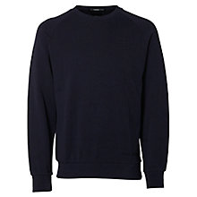 Buy Selected Homme Shxfree Crew Neck Sweatshirt Online at johnlewis.com