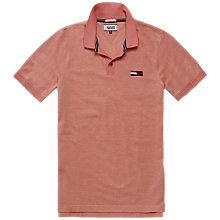 Buy Tommy Jeans  Basic Oxford Polo Shirt Online at johnlewis.com