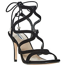 Buy Dune Maari Tie Stiletto Sandals Online at johnlewis.com