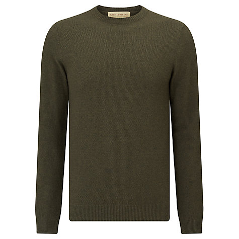 Buy JOHN LEWIS & Co. Lambswool and Yak Jumper Online at johnlewis.com
