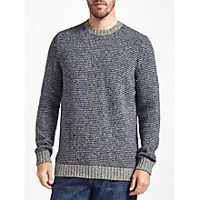 Buy John Lewis Frosty Stripe Jumper Online at johnlewis.com