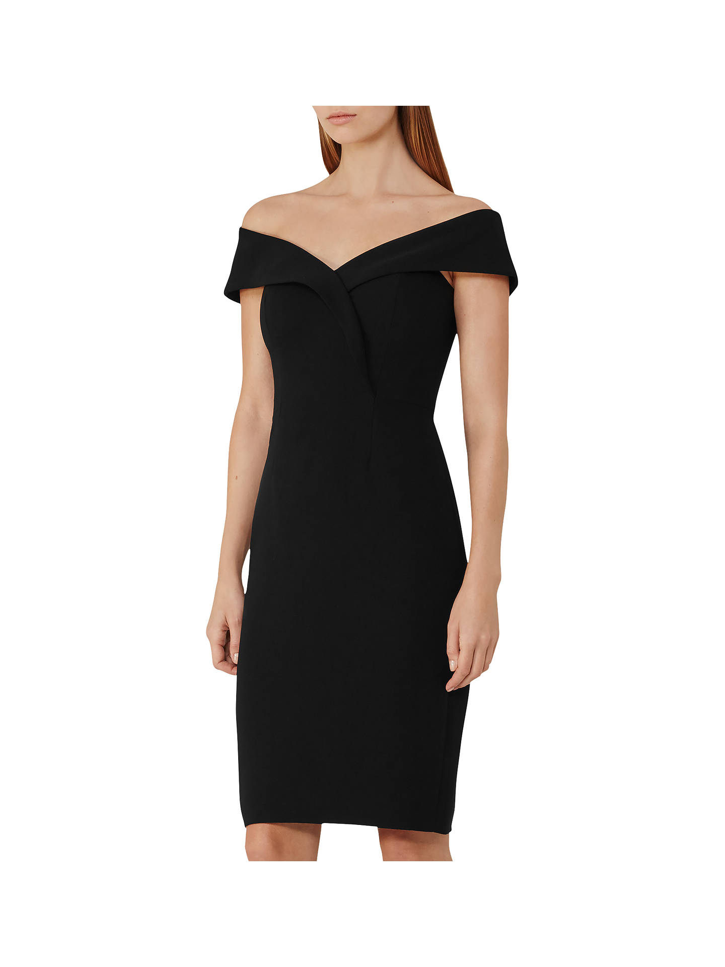 82925bd5e8e6 Buy Reiss Haddi Off The Shoulder Dress