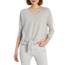 Buy White Stuff Canvas Tie Jumper Online at johnlewis.com