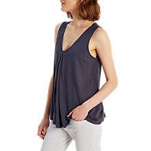 Buy White Stuff Mark Makers Jersey Vest Online at johnlewis.com