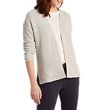 Buy White Stuff Mountain Higher Cardigan, Silver Grey Online at johnlewis.com
