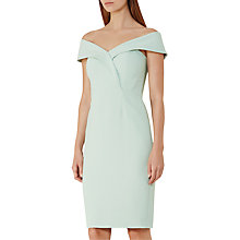Buy Reiss Haddi Off The Shoulder Dress Online at johnlewis.com