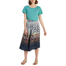 Buy White Stuff Freesia Print Midi Skirt, Multi Online at johnlewis.com