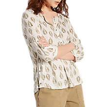 Buy White Stuff Charlotta Jersey Shirt, Multi Online at johnlewis.com
