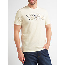 Buy John Lewis Deconstructed Bike T-Shirt Online at johnlewis.com