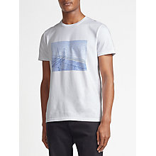 Buy Kin by John Lewis Pool Photo T-Shirt, White Online at johnlewis.com