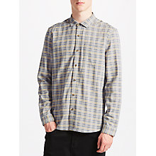 Buy Kin by John Lewis Herringbone Check Shirt Online at johnlewis.com