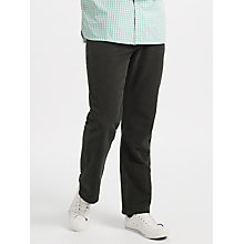 Buy John Lewis Washed Moleskin Trousers Online at johnlewis.com