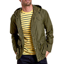 Buy Barbour Croston Casual Jacket, Fern Online at johnlewis.com