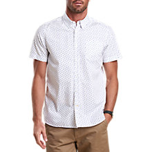 Buy Barbour Lifestyle Sail Shirt, White Online at johnlewis.com