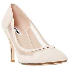 Buy Dune Bunnie Pointed Toe Court Shoes Online at johnlewis.com