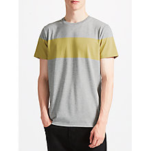 Buy Kin by John Lewis Block Chest Stripe T-Shirt Online at johnlewis.com