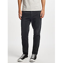 Buy Kin by John Lewis Denim Trousers, Grey Online at johnlewis.com