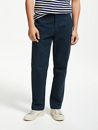 John Lewis & Partners Essential Straight Cut Chinos