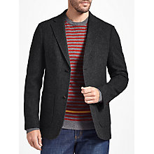 Buy John Lewis Donegal Wool Blazer, Grey Online at johnlewis.com