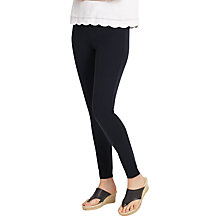 Buy Phase Eight Lia Trousers, Navy Online at johnlewis.com