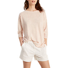 Buy White Stuff Desert Oasis Jumper, Pink Online at johnlewis.com